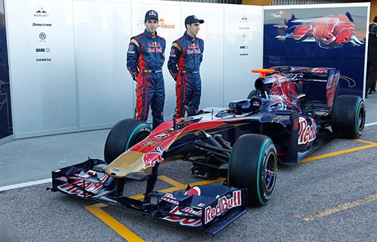 Toro Rosso STR5