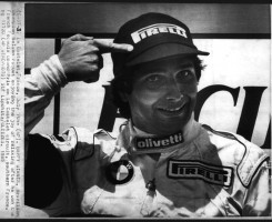 Piquet 1985 - Copyright © Pirelli