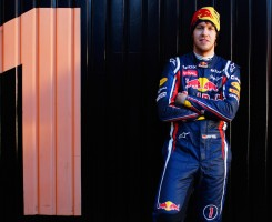Vettel - Photo by Mark Thompson/Getty Images