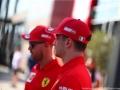 05 Sebastian Vettel & Charles Leclerc