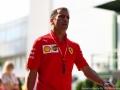 Marc Genè Ferrari ambassador