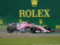 Esteban Ocon Racing Point Force India
