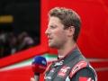 Romain Grosjean Team Haas
