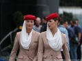 Colore, stewars Emirates