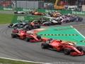 Partenza GP Italia