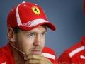 Sebastian Vettel Scuderia Ferrari