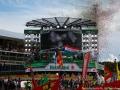 Podio Tifosi/ Colore Italian GP, Monza 2019
