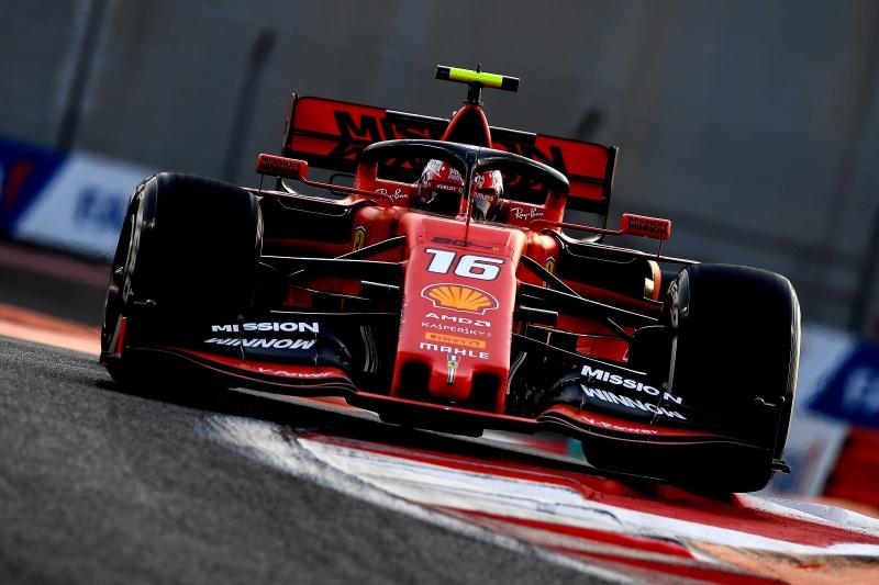 GP ABU DHABI  F1/2019 - VENERDÌ 29/11/2019