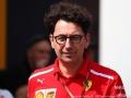 Mattia Binotto Direttore tecnico Ferrari