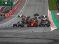 Partenza GP Austria 2018