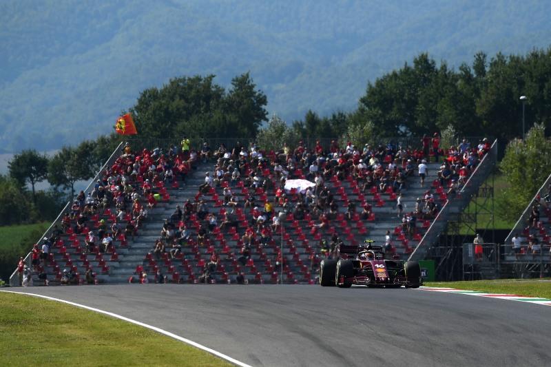 GP TOSCANA FERRARI 1000 F1/2020 -  VENERDÌ 11/09/2020