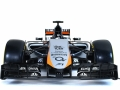 Sahara Force India F1 Team Livery Reveal
