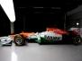 Presentazione Force India 2012