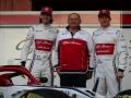 07 Kimi Raikkonen & Frederic Vasseur & 99 Antonio Giovinazzi