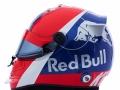 Daniil Kvyat's  2019 Helmet