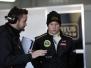 Raikkonen Lotus F1