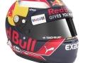 Max Verstappen's Helmet seen during a studio shoot in London, United Kingdom on February, 2017
