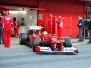 Test F1 2012 - Barcellona, 03-2012