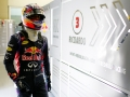JEREZ DE LA FRONTERA, SPAIN - FEBRUARY 01:  Daniel Ricciardo of Australia and Infiniti Red Bull Racing walks through the garage during day one of Formula One Winter Testing at Circuito de Jerez on February 1, 2015 in Jerez de la Frontera, Spain.  (Photo by Mark Thompson/Getty Images)
