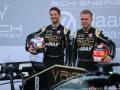 20 Kevin Magnussen & 08 Romain Grosjean
