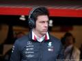 Toto Wolff Team Principal Mercedes AMG F1