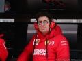 Mattia Binotto Team Principal Scuderia Ferrari