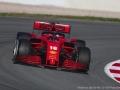 16 Charles Leclerc, Scuderia Ferrari