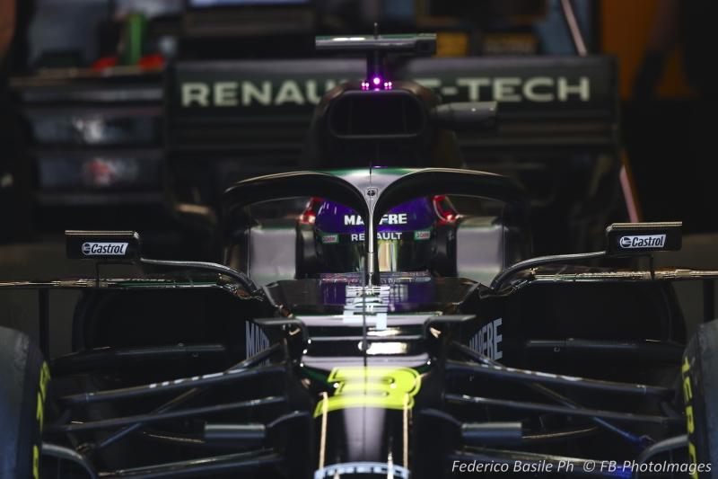 03 Daniel Ricciardo Renault F1 Team