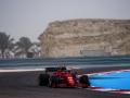 FERRARI F1 TEST BAHRAIN