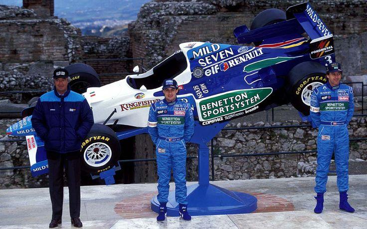 #MyRace1000 | Da Messico 1986 a Germania 1997, ricordando la Benetton F1