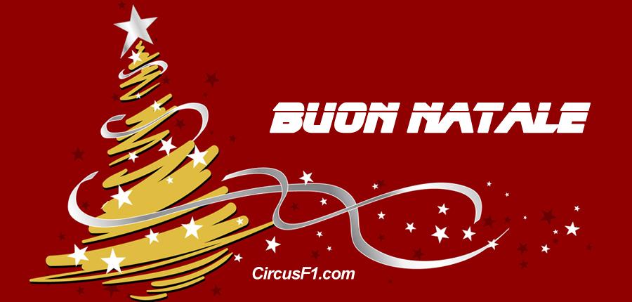 Auguri Di Buon Natale 2021 Video.Gli Auguri Di Buon Natale E Buone Feste Di Circus Formula Uno