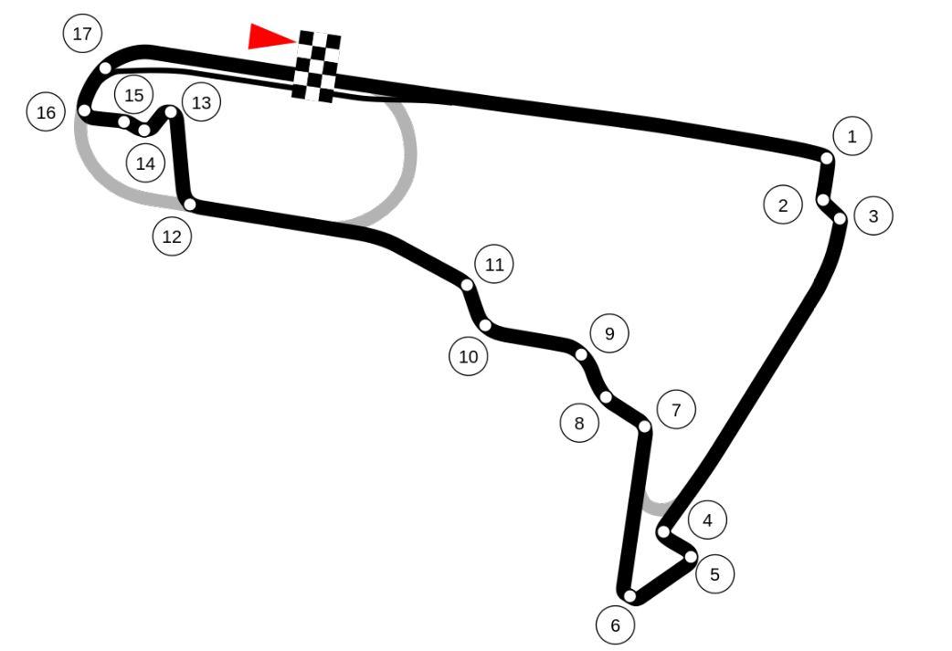 Messico; le Ferrari dominano le libere 3, Leclerc davanti a Vettel