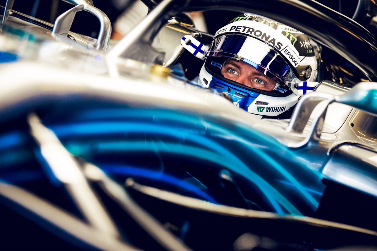 GP Cina F1, FP2: Bottas davanti a Vettel e Verstappen. Problemi per Leclerc