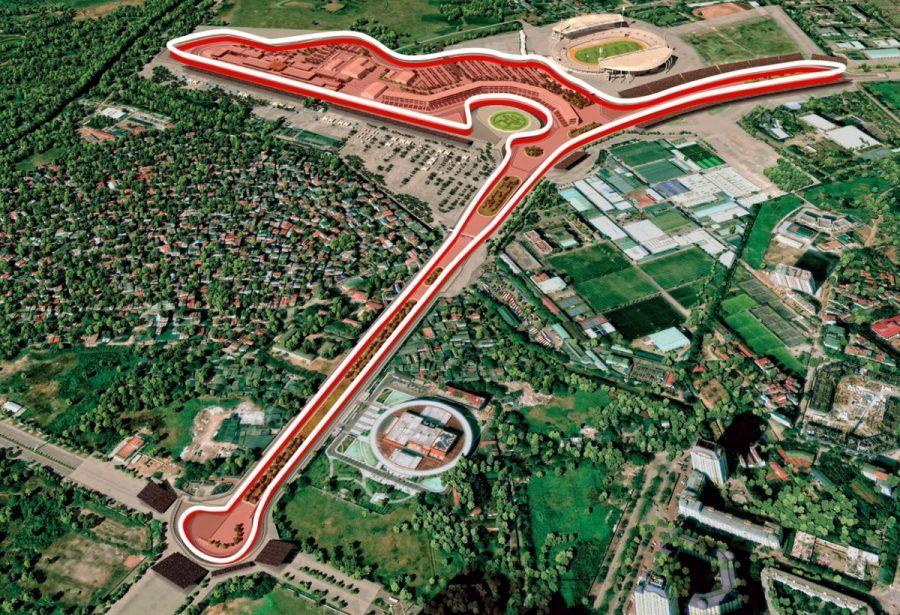 Circuito Ungheria : F1 alla scoperta del circuito di hanoi in vietnam [ video ] u2013