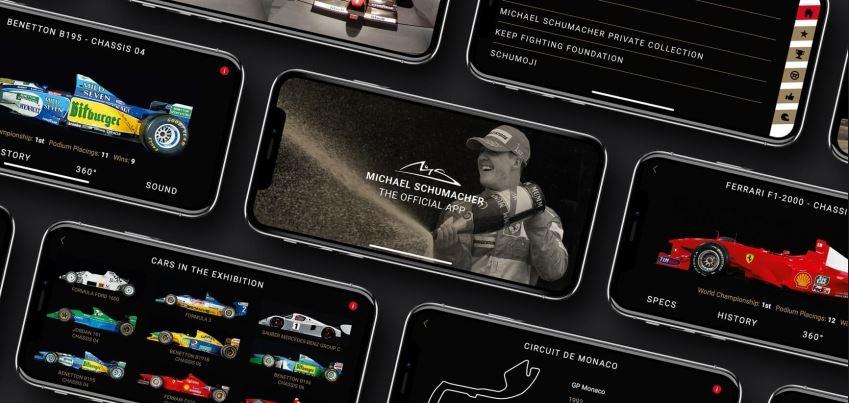 F1 | Per il 50° compleanno di Michael Schumacher arriva una APP ufficiale