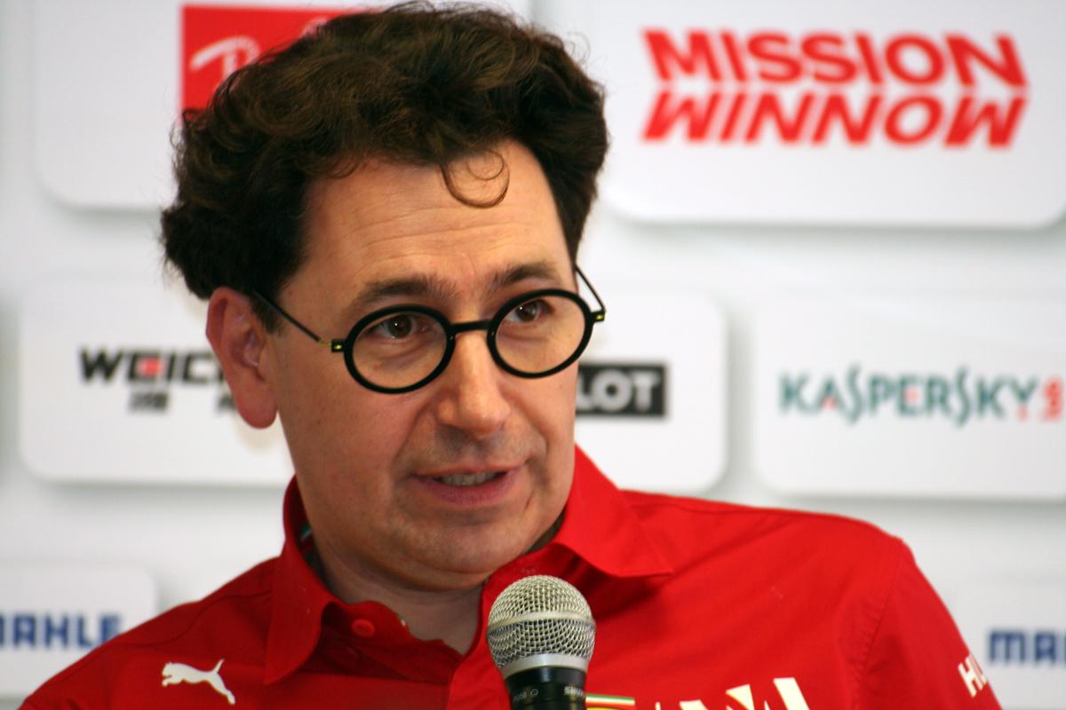 Ferrari, Binotto torna ottimista: Possiamo rimontare la Mercedes!
