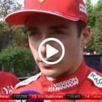 Qualifiche GP Cina F1, Leclerc: Non sono contento, ma continuiamo a crederci [ VIDEO ]