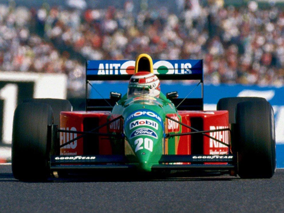 #MyRace1000 | Piquet vince davanti a Mansell, nel 500esimo GP della storia della F1