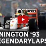 Ayrton Senna, Donington e quella domenica di Pasqua del 1993