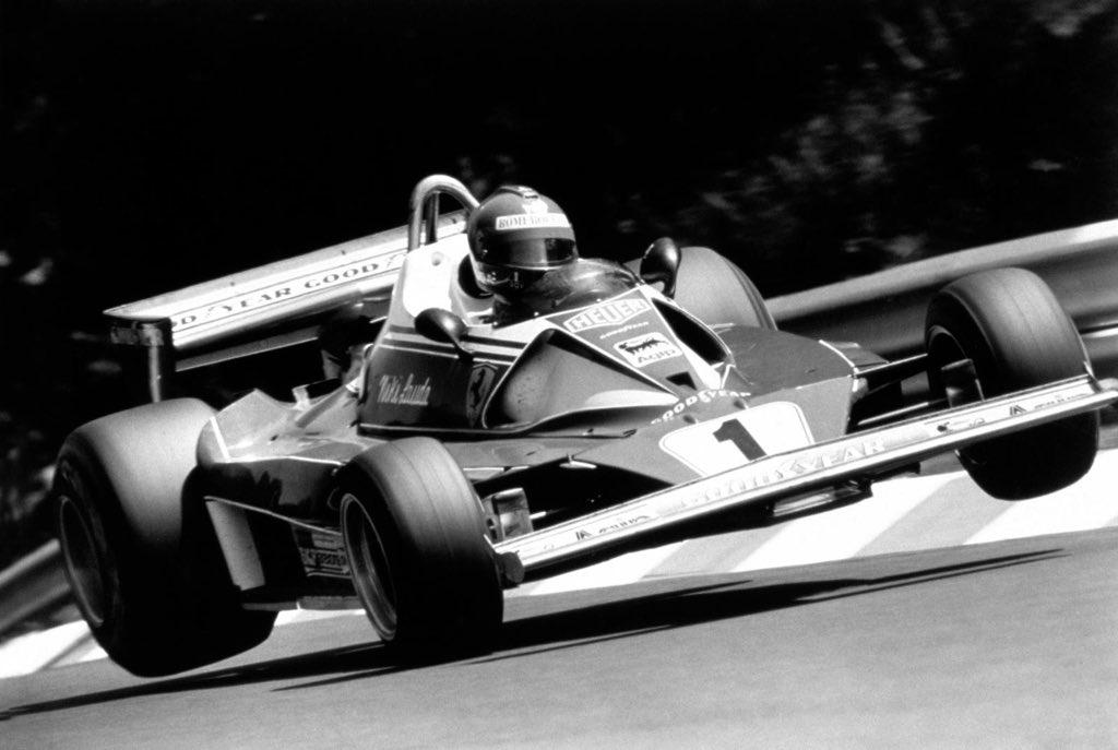 Niki Lauda: l'uomo, l'eletto, l'eroe