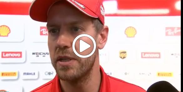 Gp Monaco F1, Vettel: Giornata difficile, col casco ho voluto omaggiare Niki [ VIDEO ]