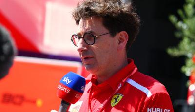 Mattia Binotto a Sky_Sport F1