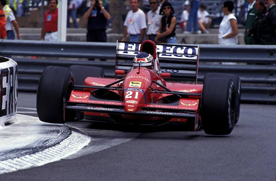 Dallara 192-Ferrari