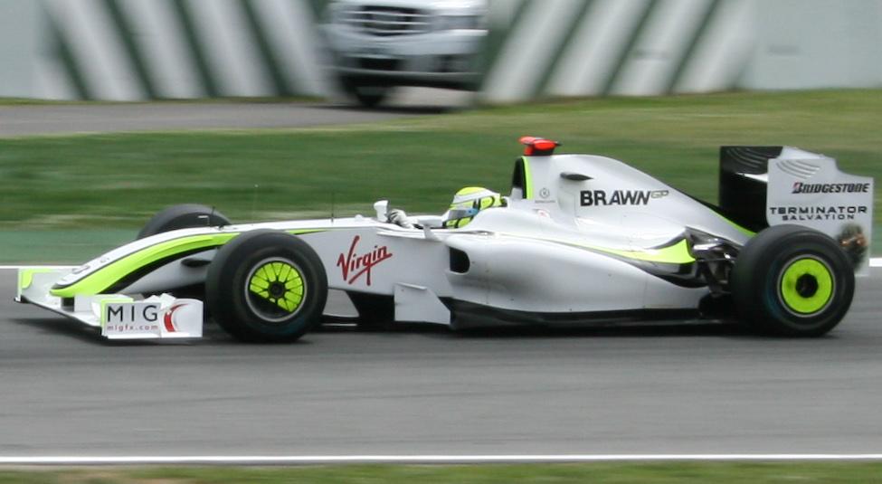 Brawn GP BGP 001-Mercedes