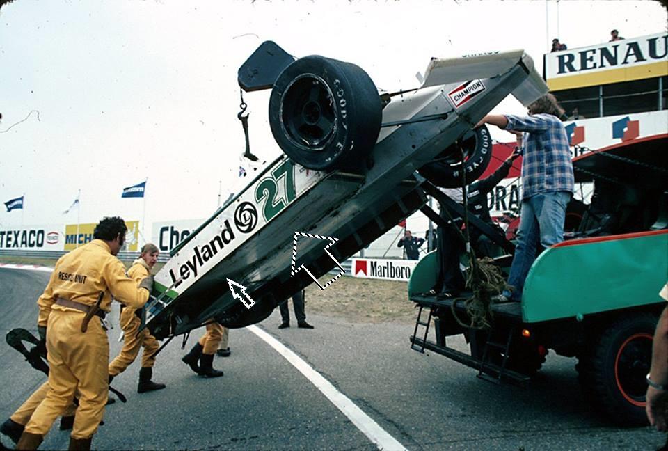 Williams FW07B-Cosworth DFV