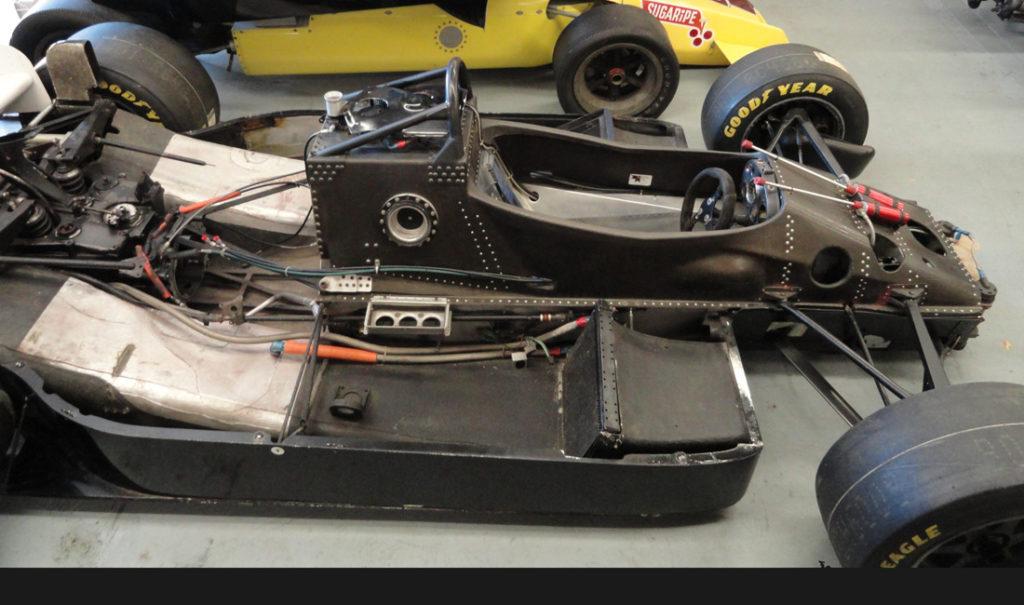 March-Cosworth DFX