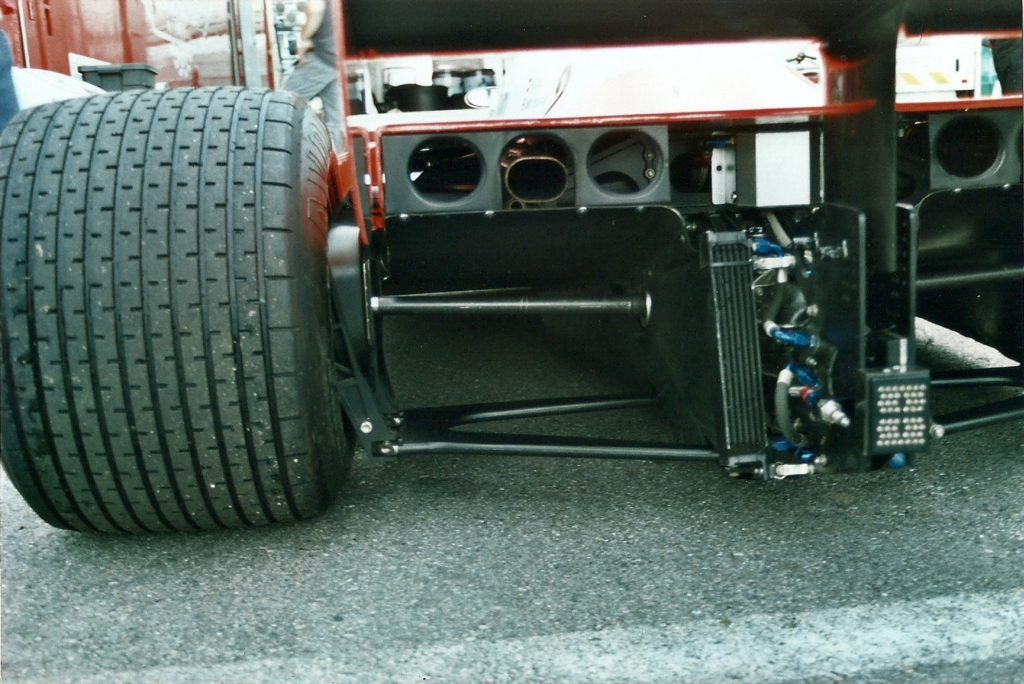 McLaren Mp4/1B del 1982