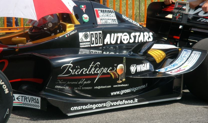 Lola ex Formula 3000