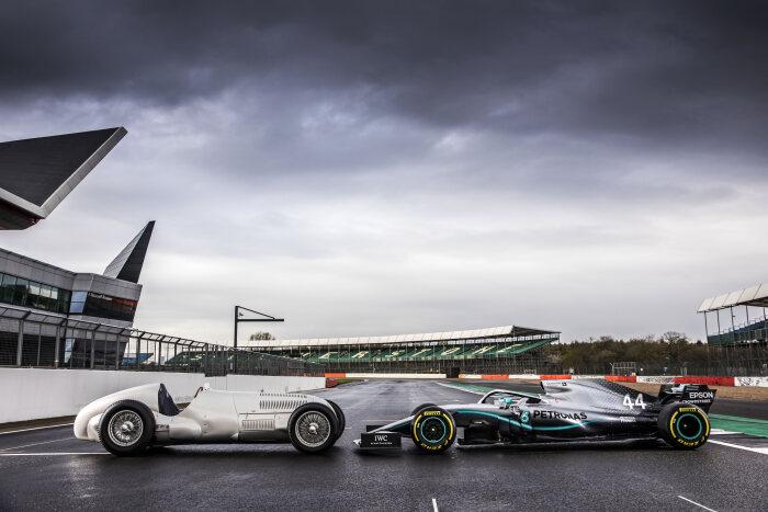 F1, Mercedes celebra i 125 anni nel Motorsport! [ FOTO ] –