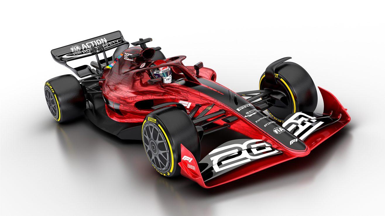 F1 2021, le FOTO e i VIDEO delle nuove monoposto di Formula 1